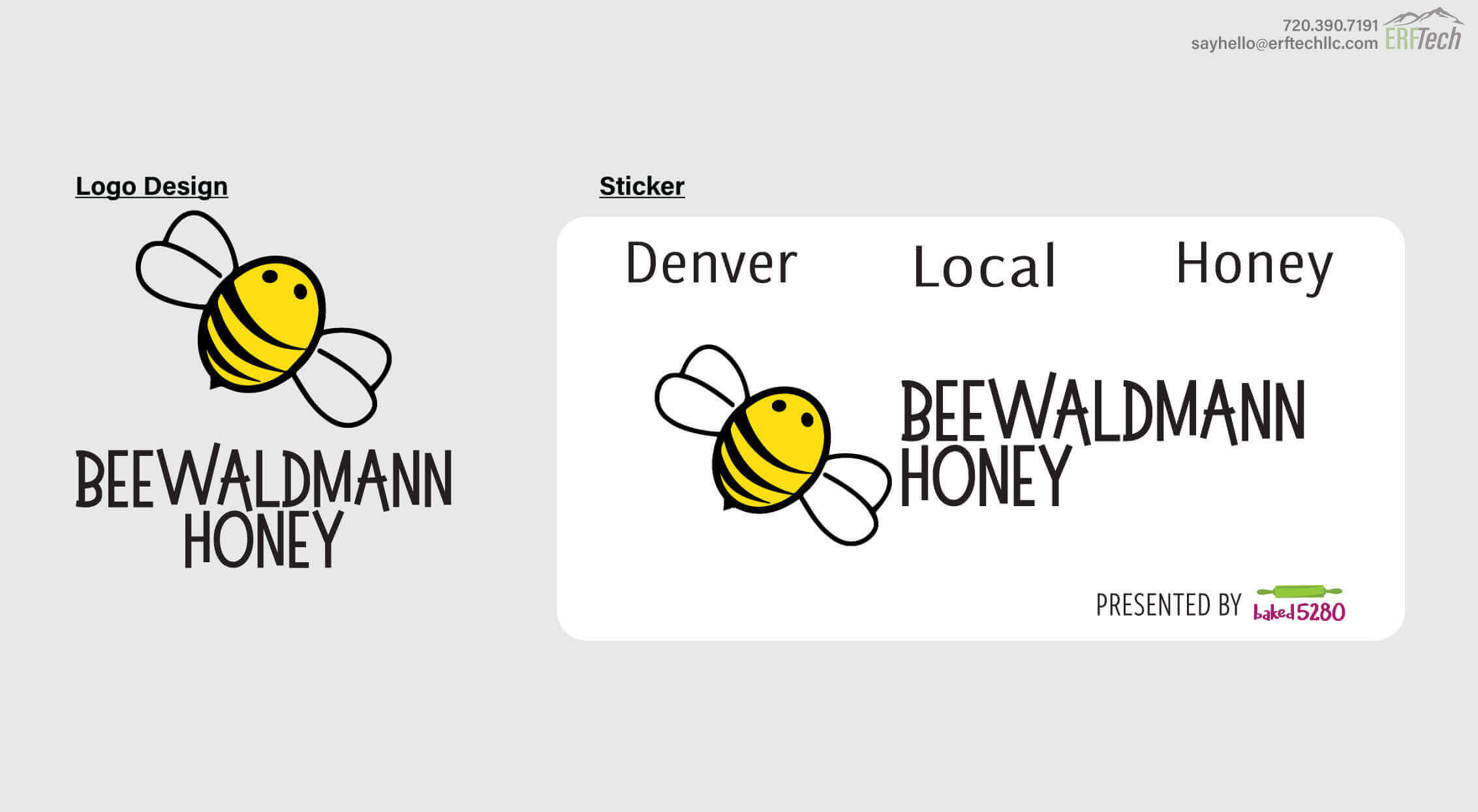 Full-Service Marketing for Bee Waldmann in Denver, CO